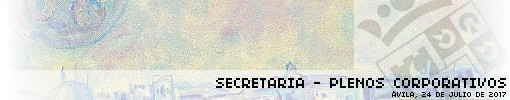 Secretaria - Plenos Corporativos